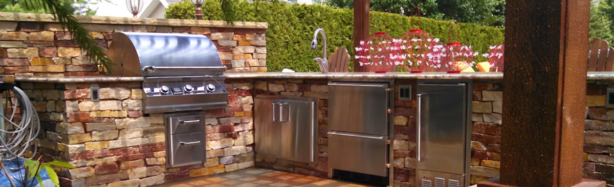 McCarrell's Outdoor Kitchens